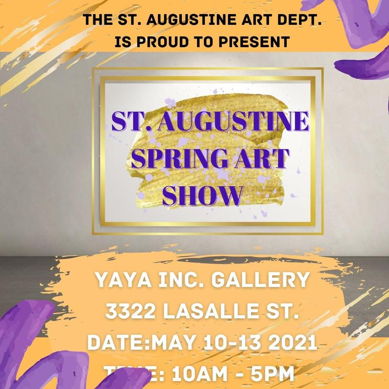 Spring Student Art Show at YAYA Gallery Featured Photo