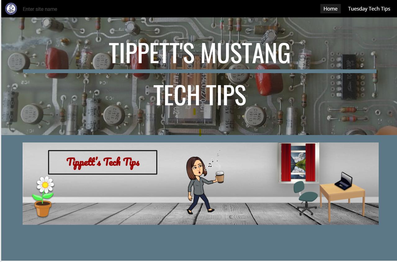 Tech Tip Website