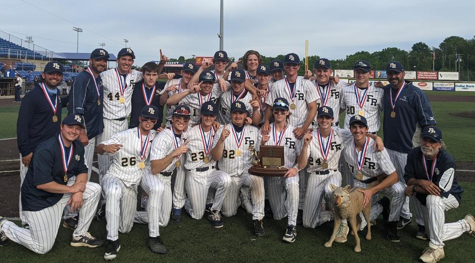 WPIAL Baseball Champions 2021