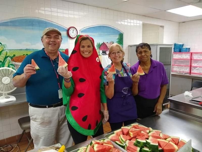Homegrown School Lunch Week Featured Photo