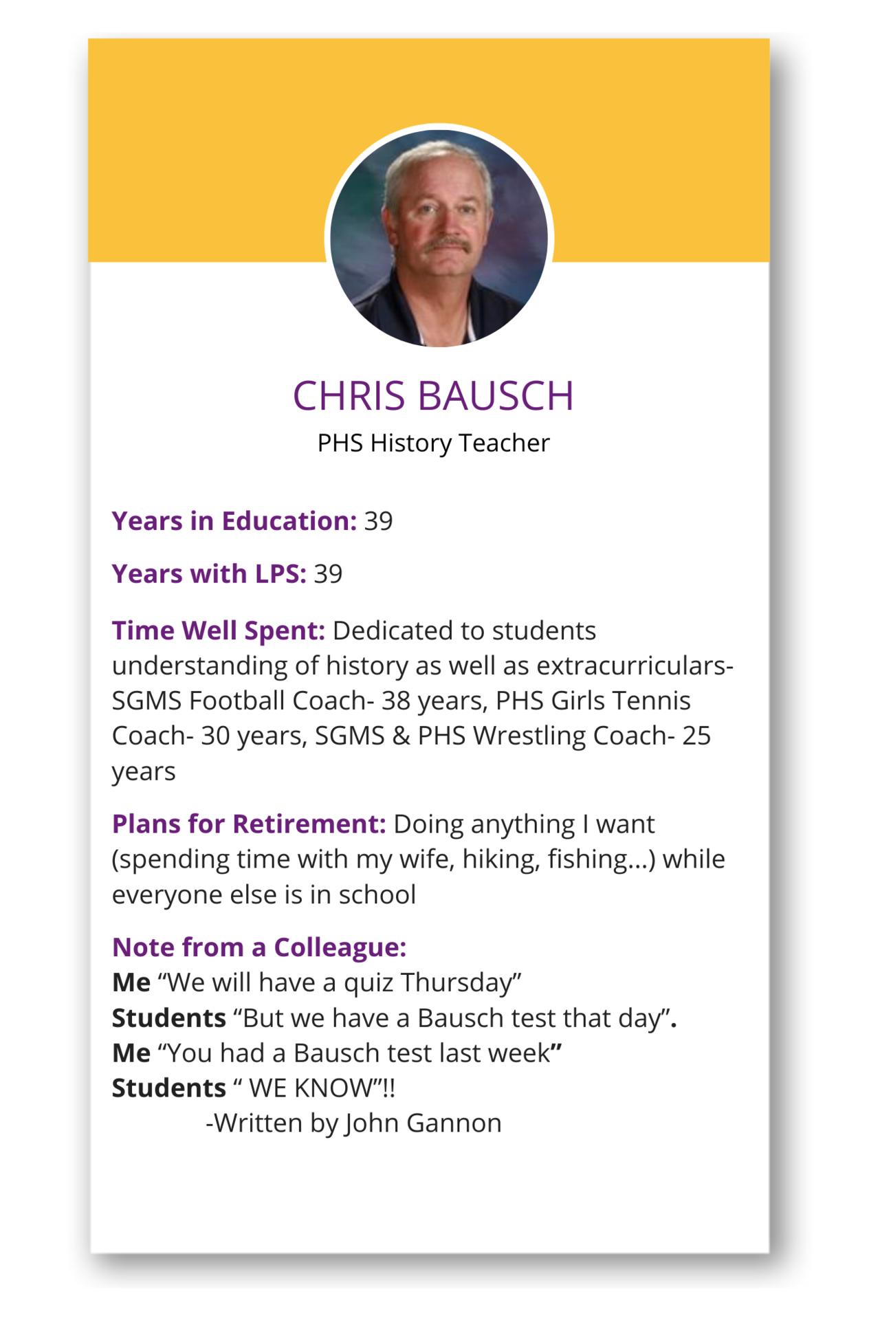 Chris Bausch Tile