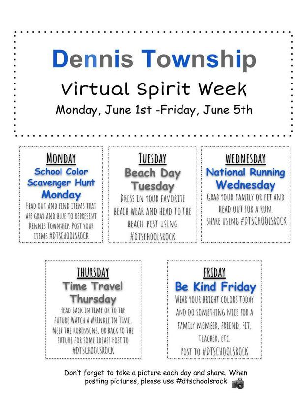DT Virtual Spirit Week Thumbnail Image