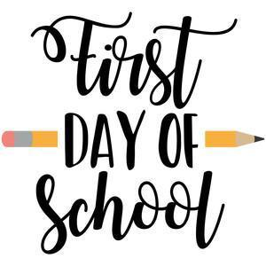 First Day of School Aug. 19th.