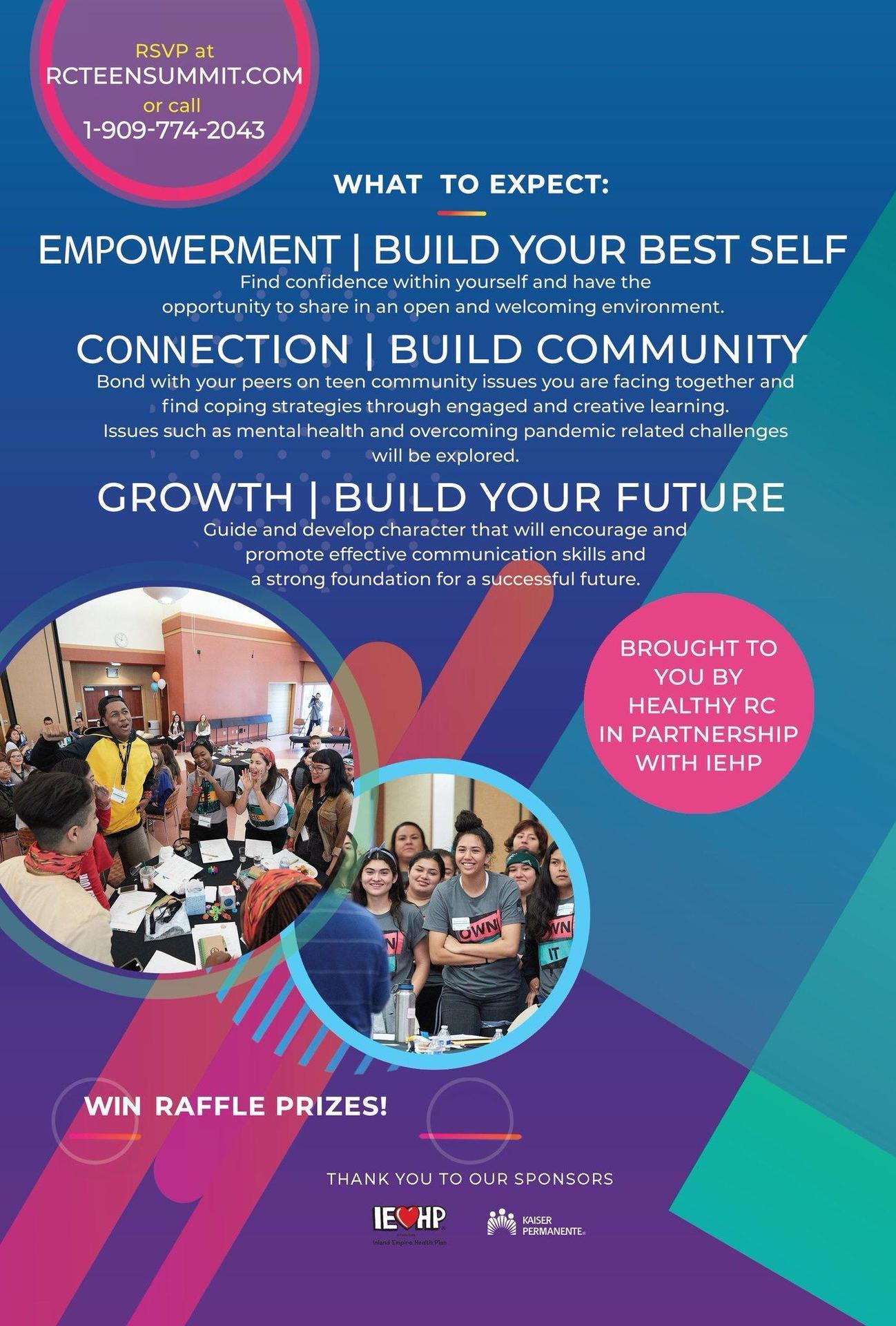3rd Annual Teen Summit