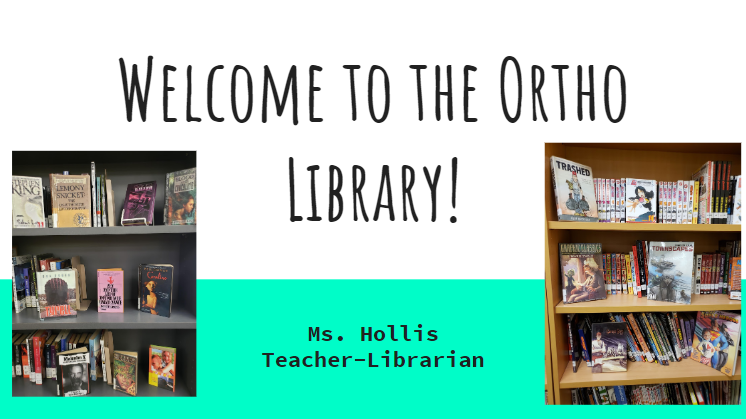 Orientation to the Library Lesson