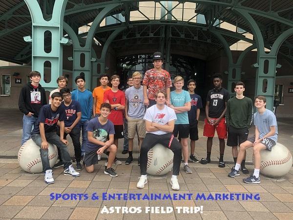 Sports & Entertainment Marketing Field Trip