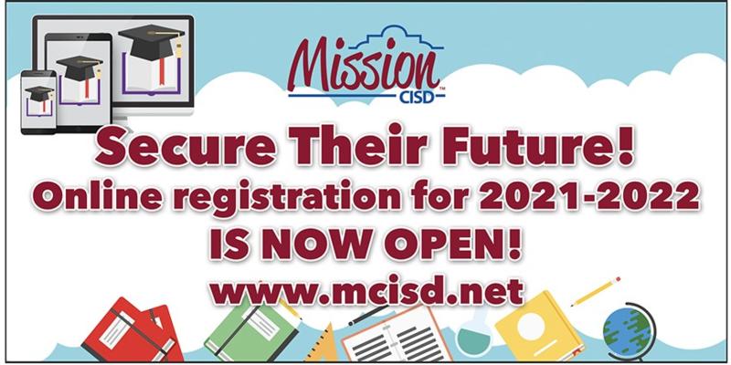 MCISD Registration 2021-2022 Featured Photo