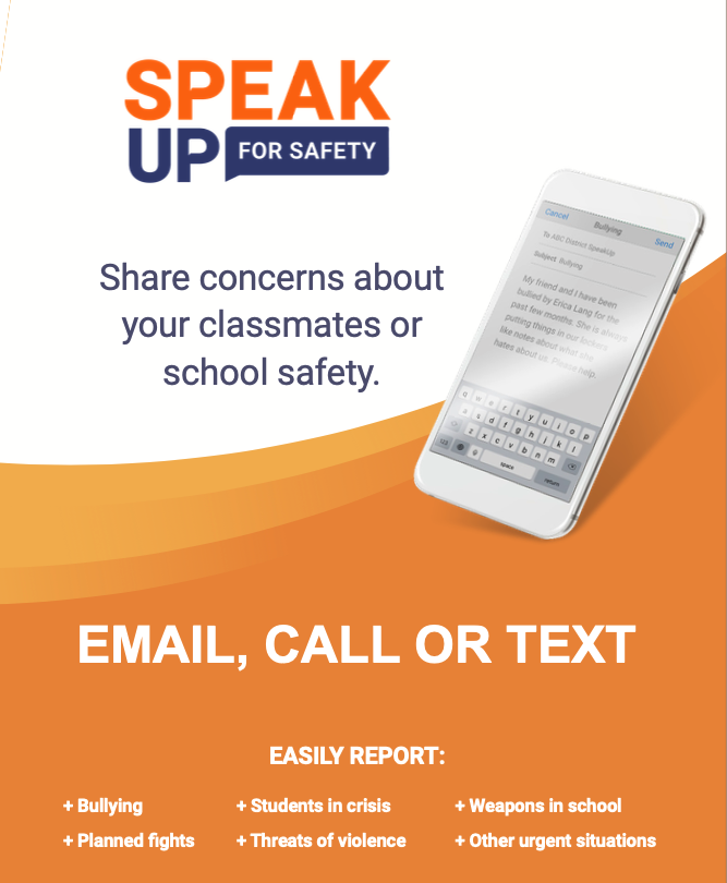 SpeakUP for Safety