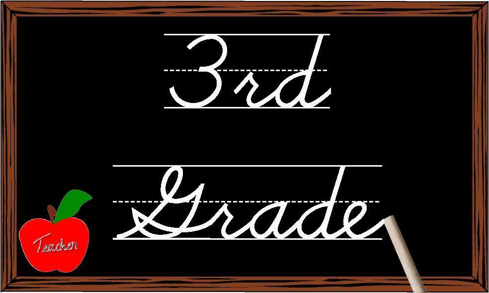 3rd Grade Board