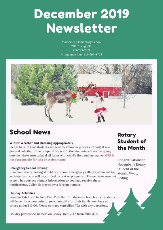 December 2019 Newsletter Featured Photo