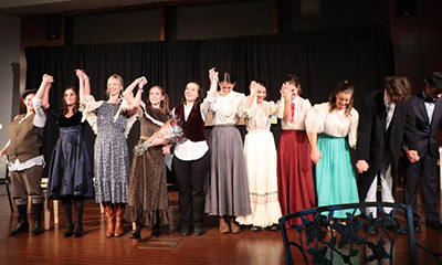 SCM High School Performed Our Town - November 8 Featured Photo