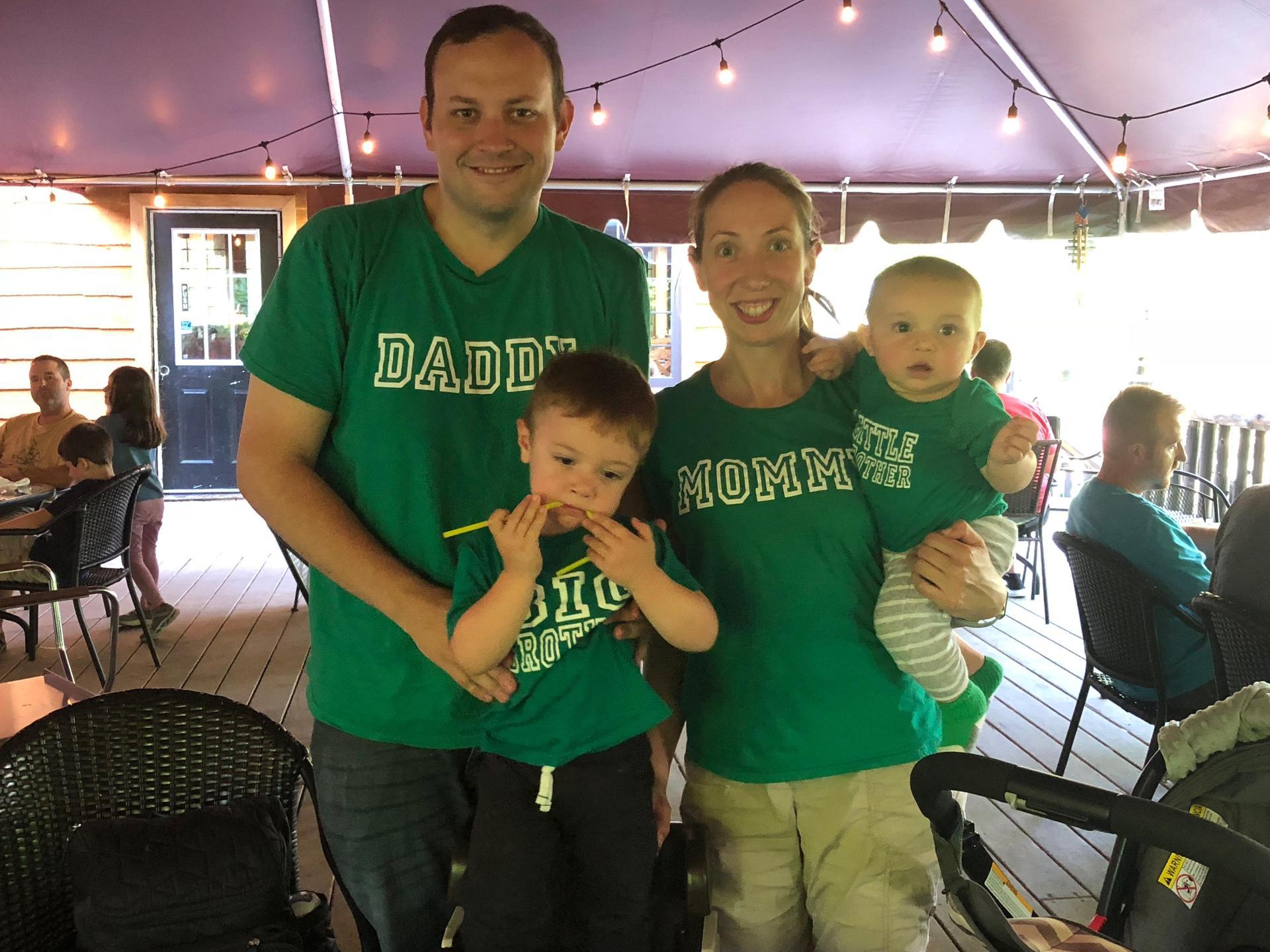 The Stakiwicz Family