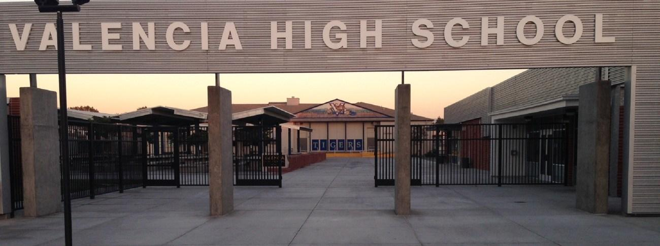 Valencia High School