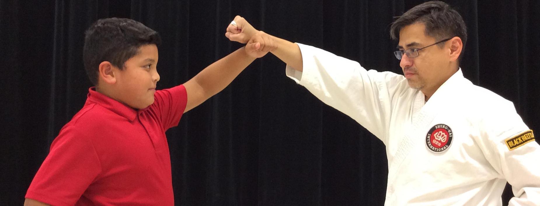 Karate Class after school