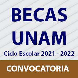 Convocatoria de Becas - UNAM 2021 Featured Photo