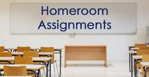 AAJHS Homeroom Assignments Thumbnail Image