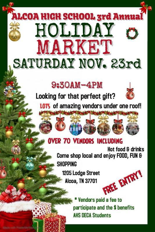 AHS Holiday Market Featured Photo