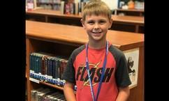 John is Sterling's October Golden Rule School Winner! Featured Photo
