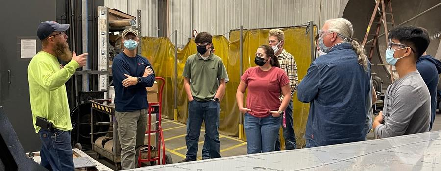 National Manufacturing Tour on October 8, 2021