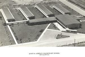 Bonham Campus in the 50s