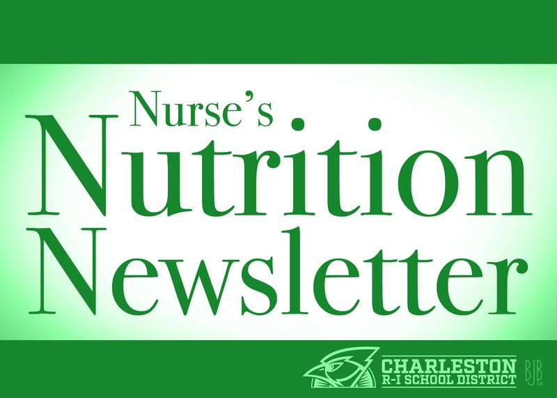 Nurse's Nutrition Newsletter