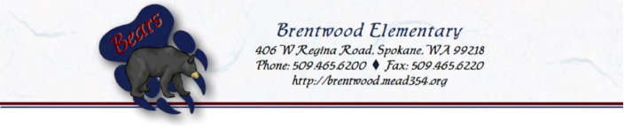 Brentwood letterhead