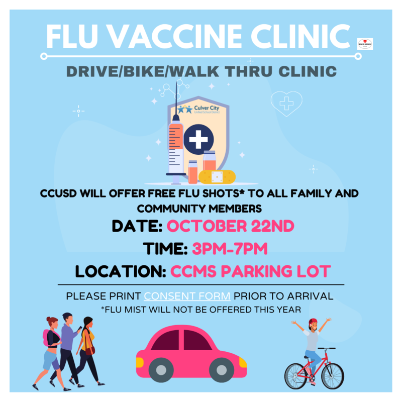 FREE Flu Shots 2021-2022 Featured Photo