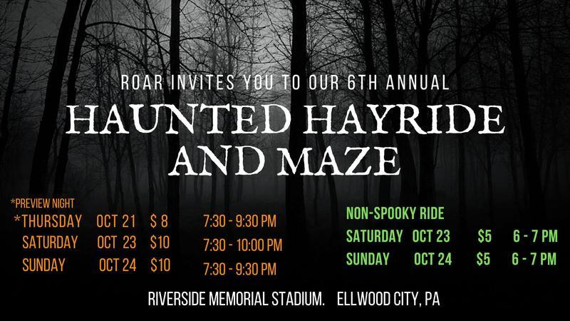 Riverside Haunted Hayride - ROAR Featured Photo