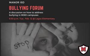 Bullying Forum