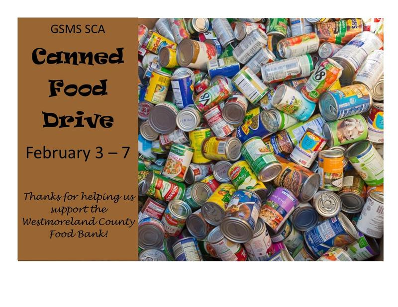 Canned Food Collection