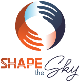 Shape the Sky logo