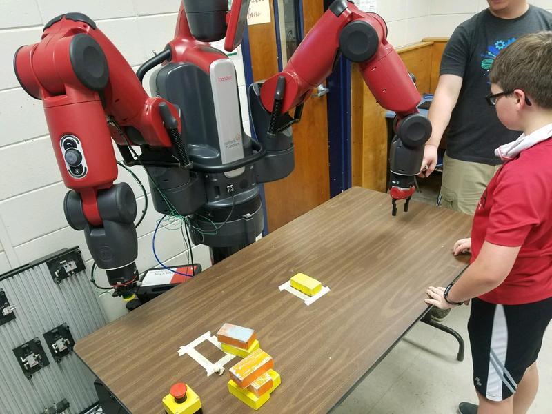 Robotics and Coding Featured Photo