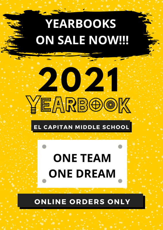 2021 Yearbooks available for purchase