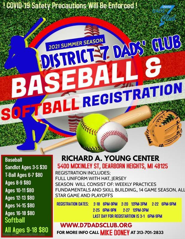 Dads club Baseball