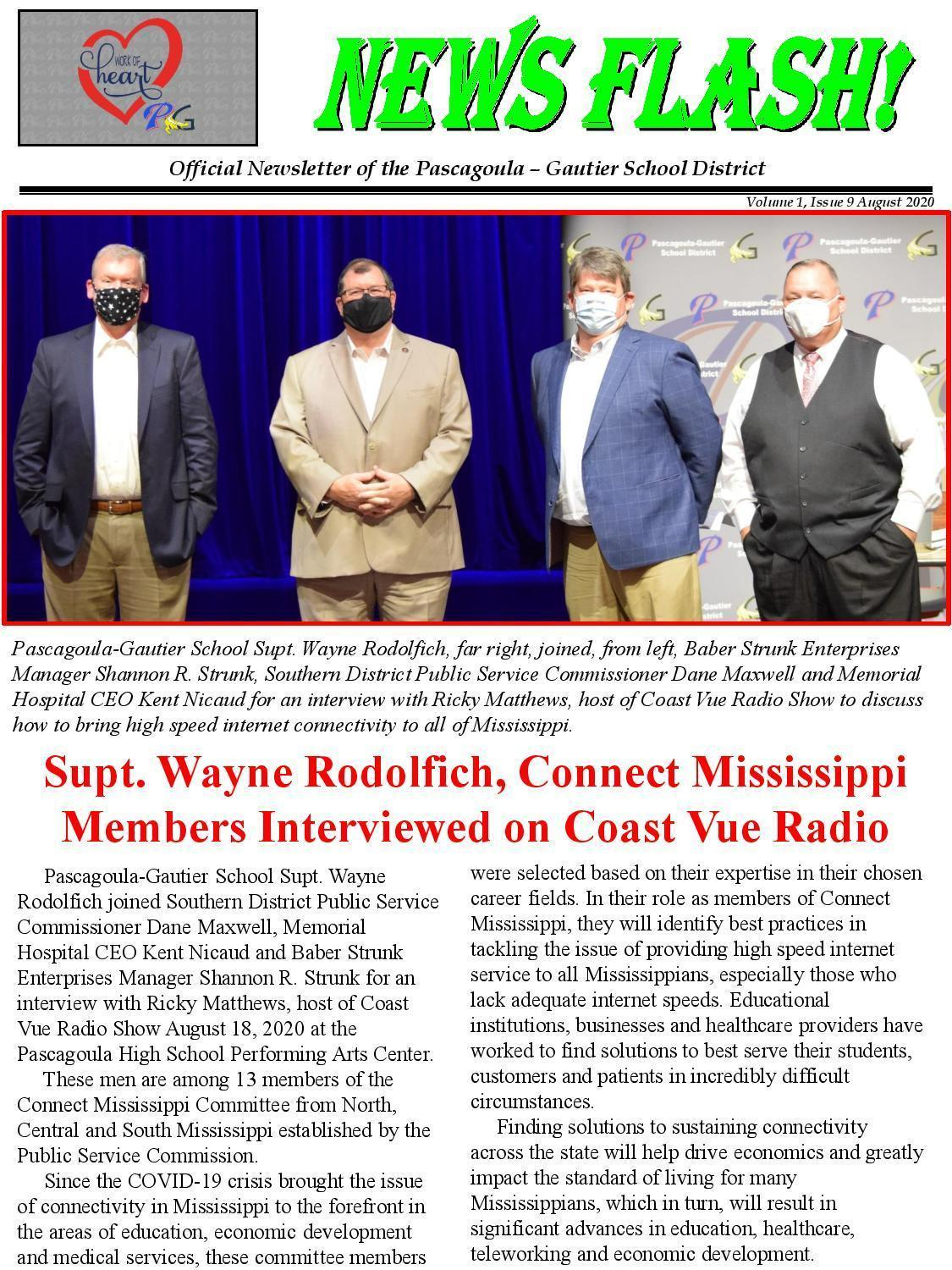 Vol. 1, Issue 9, Connect Mississippi