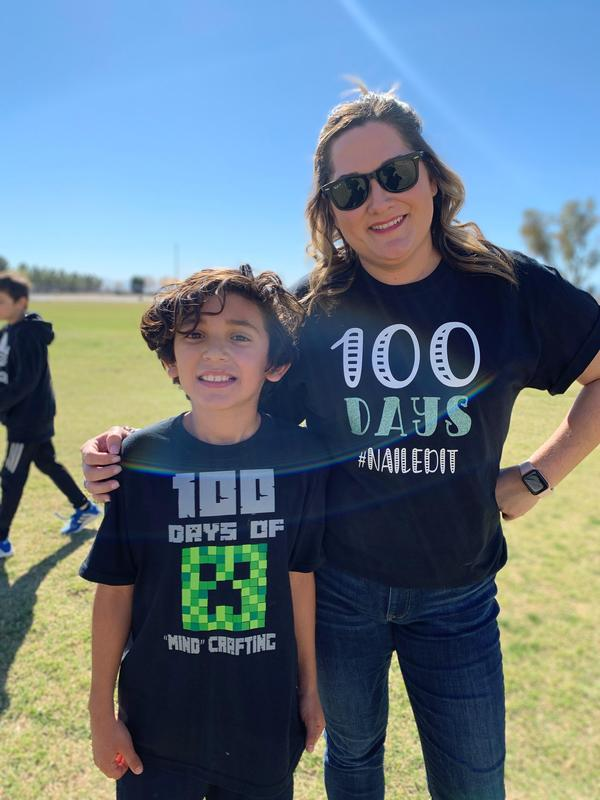 Happy 100th day of School! Thumbnail Image
