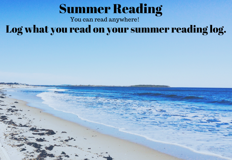 Summer Reading Information Thumbnail Image