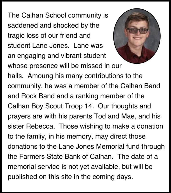 Lane Jones Featured Photo