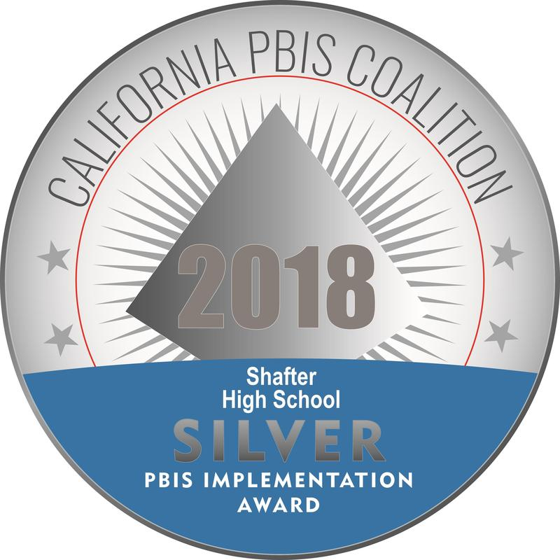 Shafter High Earns Silver PBIS Recognition Thumbnail Image