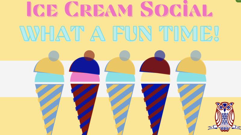 Ice Cream Social Fun! Featured Photo