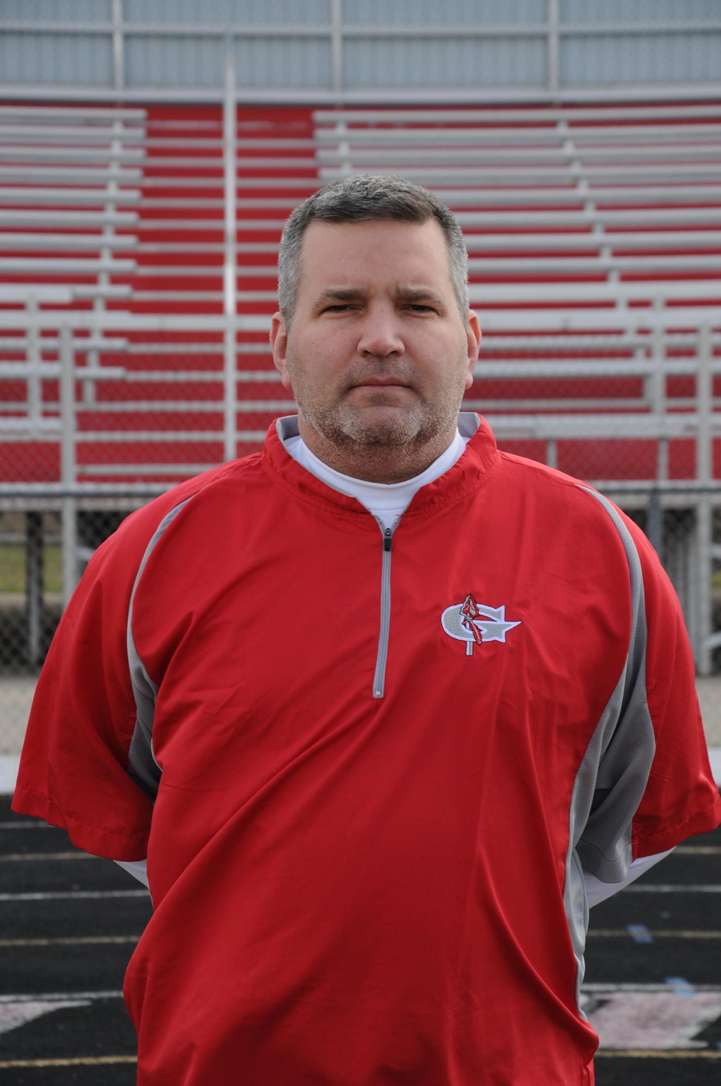 JV Coach Sheldon