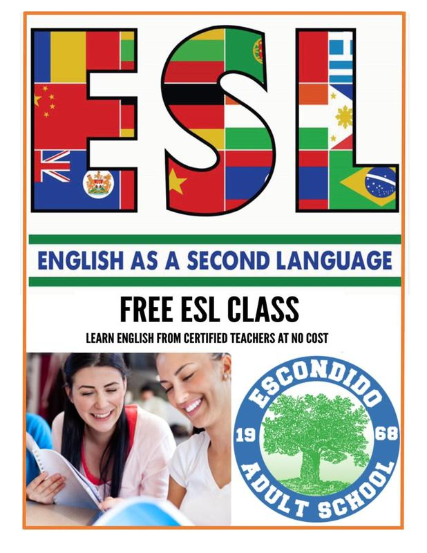 Free ESL Classes Available Featured Photo