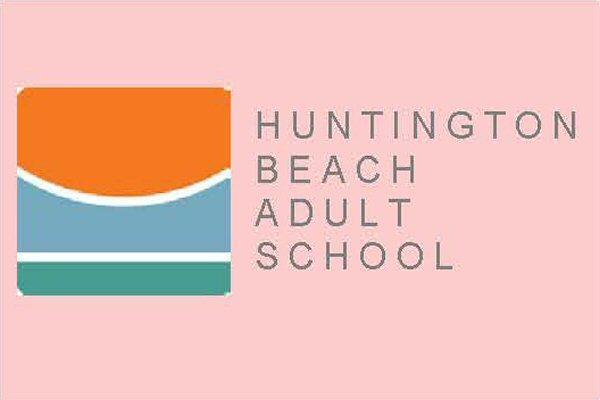 Huntington Beach Adult School Logo