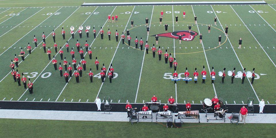 Mighty Ram Band 2017