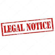 Legal Notice Featured Photo