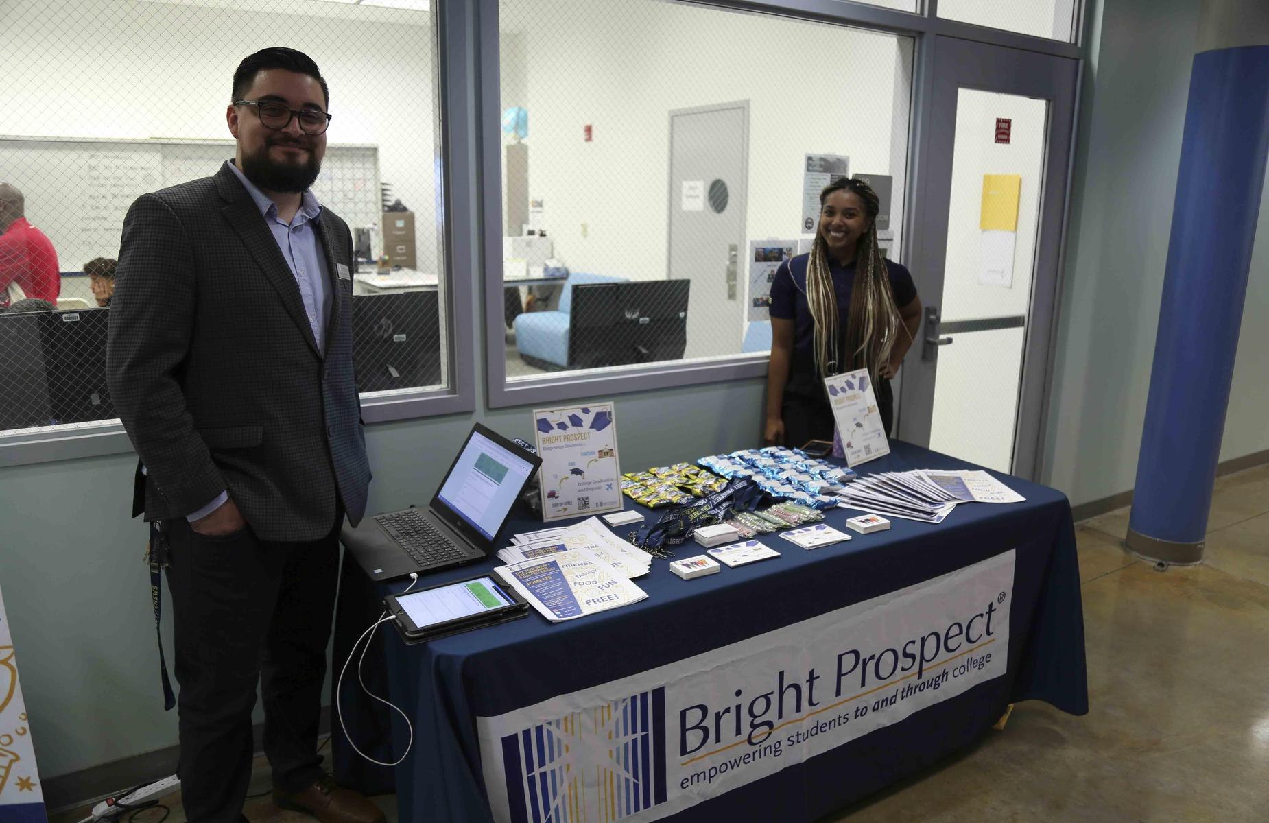 """The PUSD/PABSE #AfricanAmericanMale summit was amazing! This year's theme """"The Marathon Continues"""" Shout-out to the @Bright_Prospect team for empowering our youth and making sure they are college bound! #proud2bepusd"""