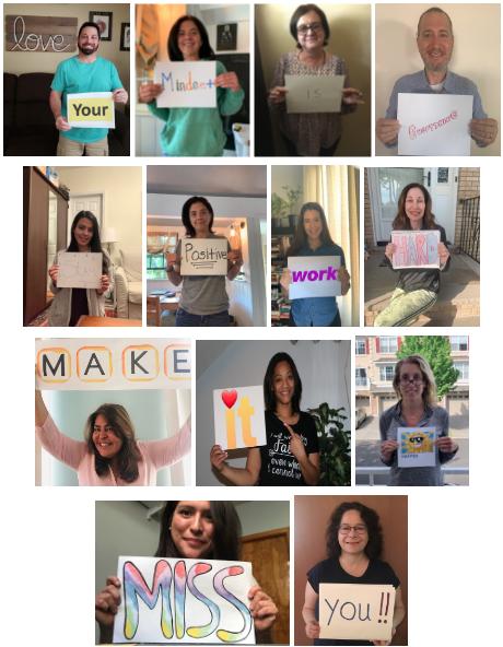 Jefferson Support Staff Collage