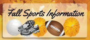 Fall Sports