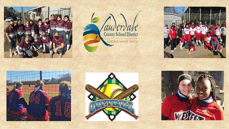 LCSD Softball Graphic