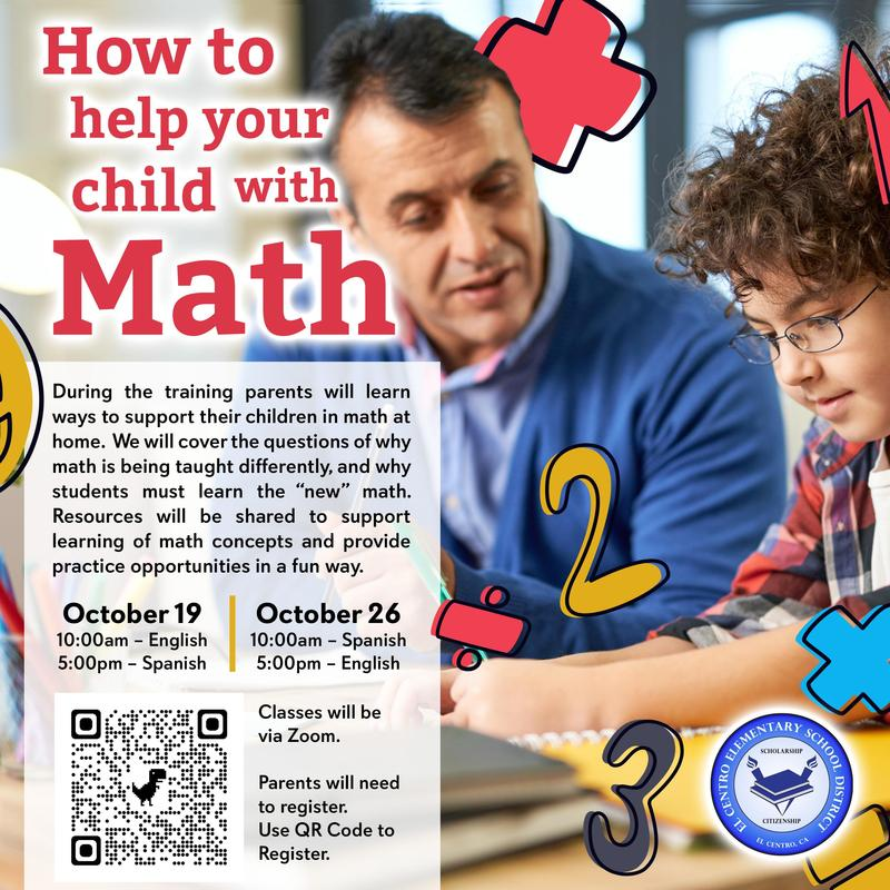 How to help your child with Math Featured Photo